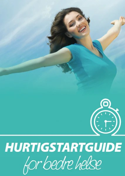 GRATIS NEDLASTNING Hurtig-starts-guide til bedre helse