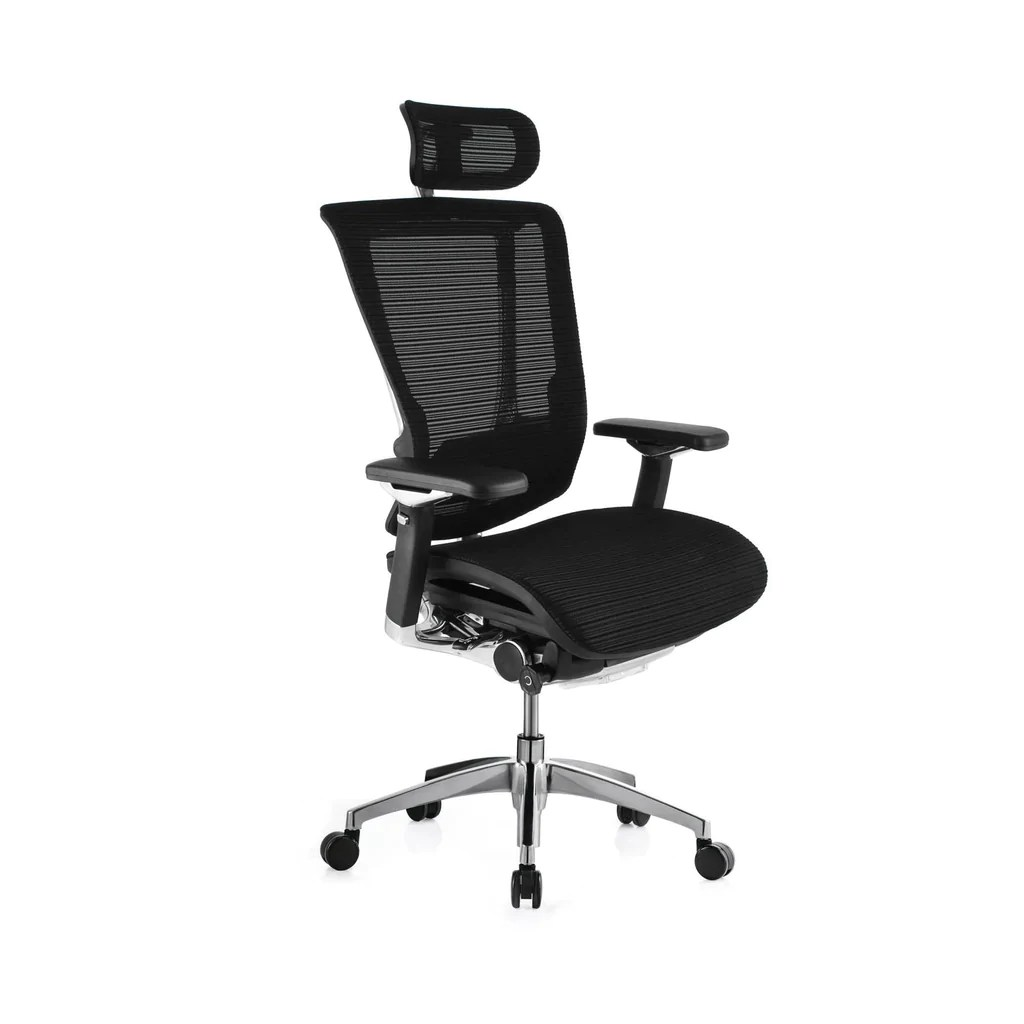 ergonomic mesh office chair uk free church chairs donation nefil in black  bumsonseats