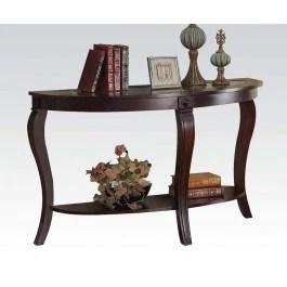 oval sofa cantoni acmef00453 table w gl top n alpha omega furniture