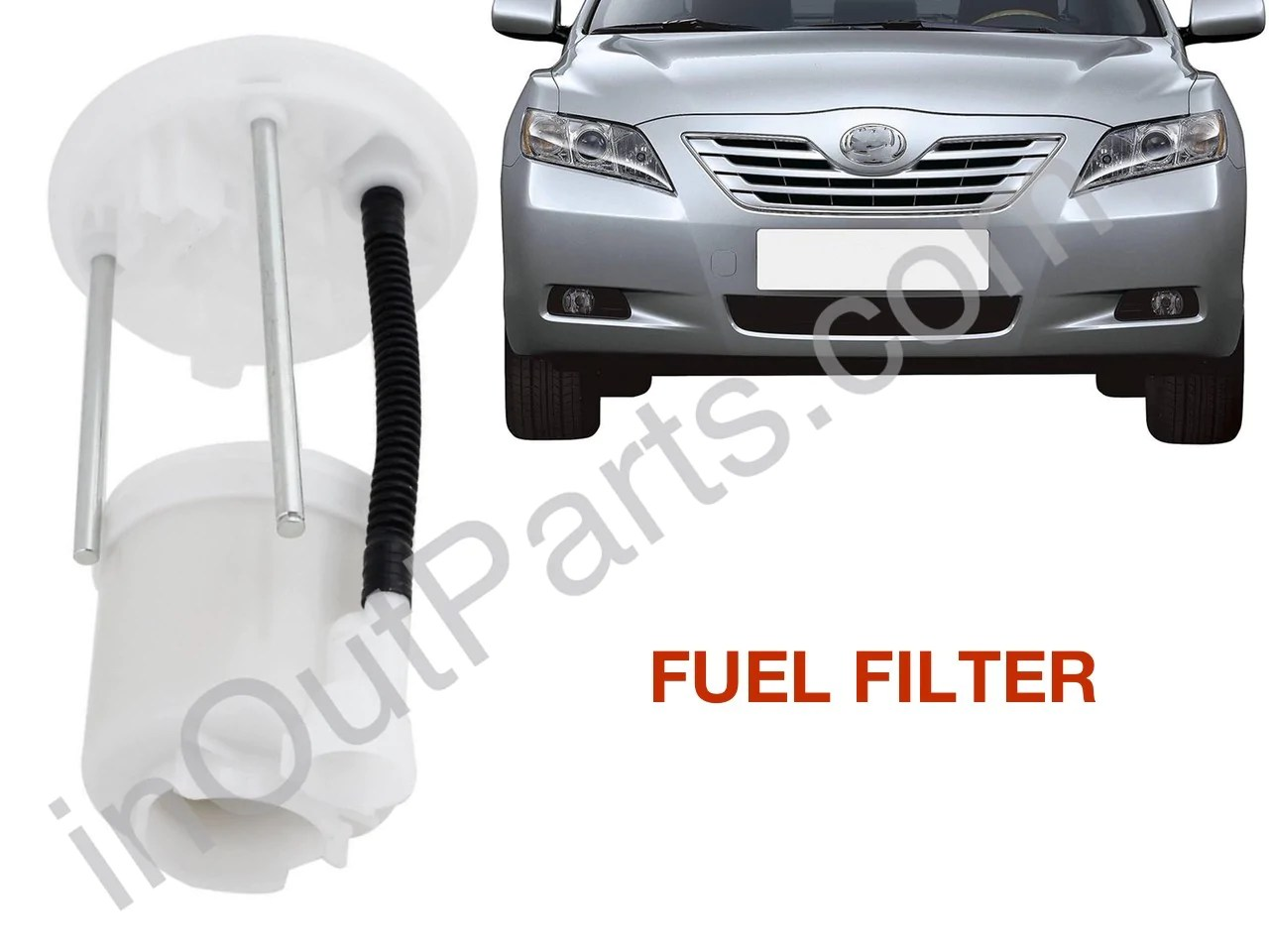 fuel filter toyota camry 2azfe 2006 2007 2008 2009 2010 2011 2012 2013 inout parts [ 1280 x 960 Pixel ]