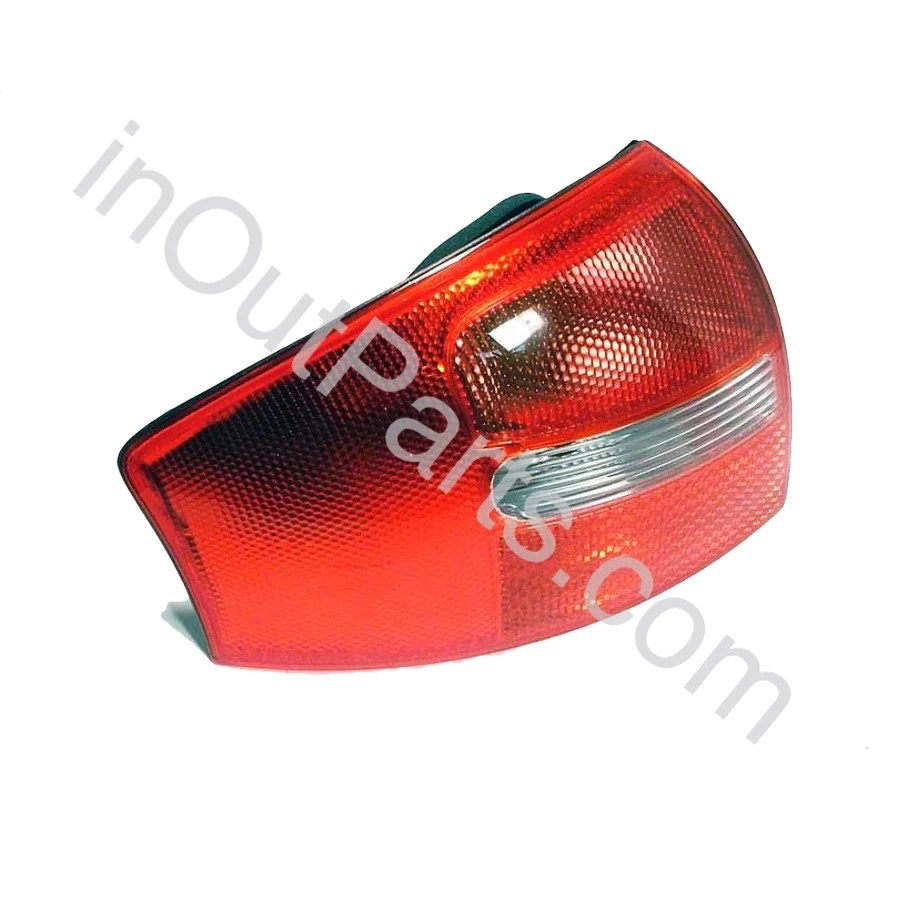 medium resolution of tail light left for audi a6 1999 2000 2001 2002 2003 2004 rear lamp le inout parts
