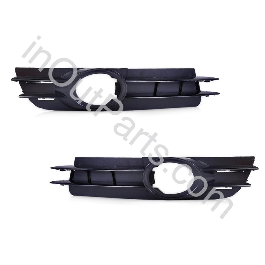 small resolution of cover fog lights for audi a6 2005 2006 2007 2008 bezel driving lamps p inout parts