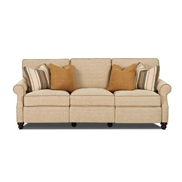 klaussner grand power reclining sofa next sofia reviews trisha yearwood tifton chapin furniture