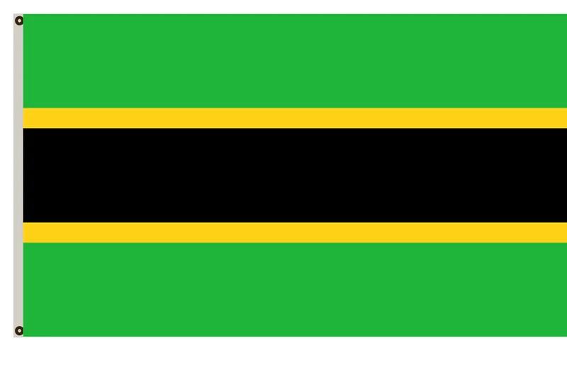 Fyon Tanganyika flag – FyonShop