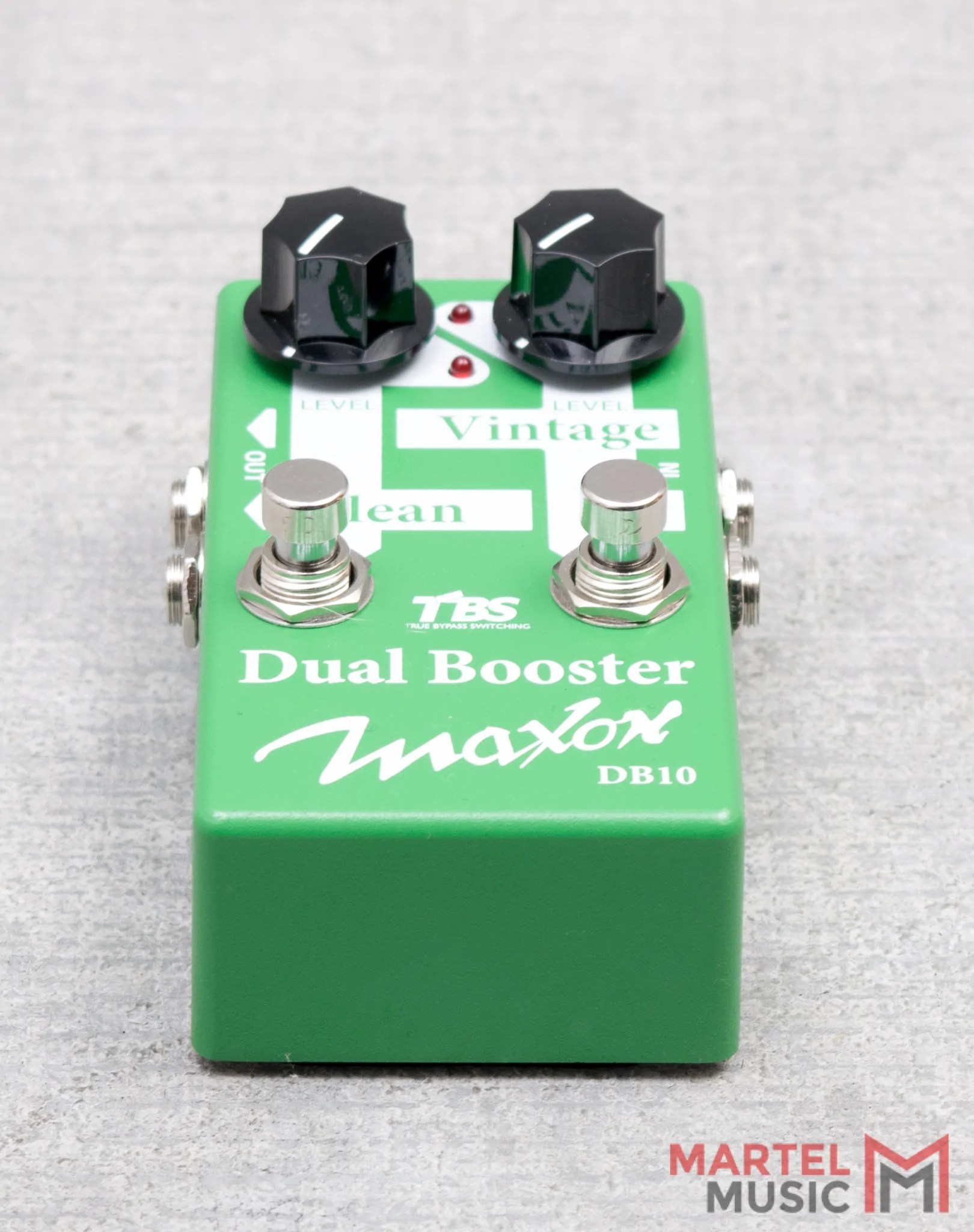 hight resolution of used maxon db10 dual booster