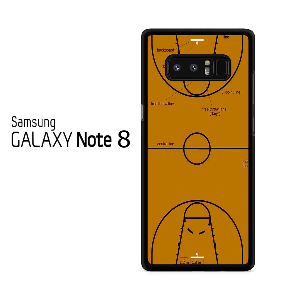 basketball court diagram with notes c3 corvette wiring samsung galaxy note 8 case  comerch