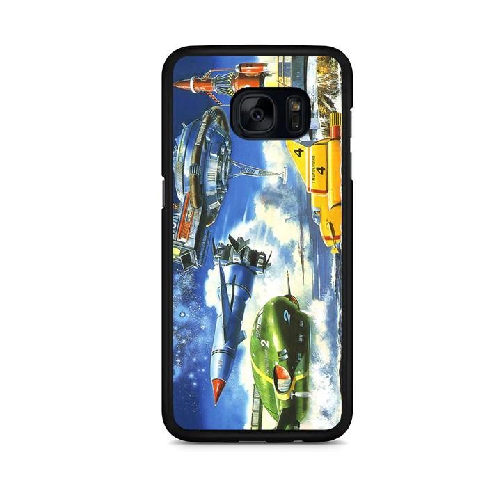 Thunderbirds Ships Awesome Samsung Galaxy S7 Edge Case