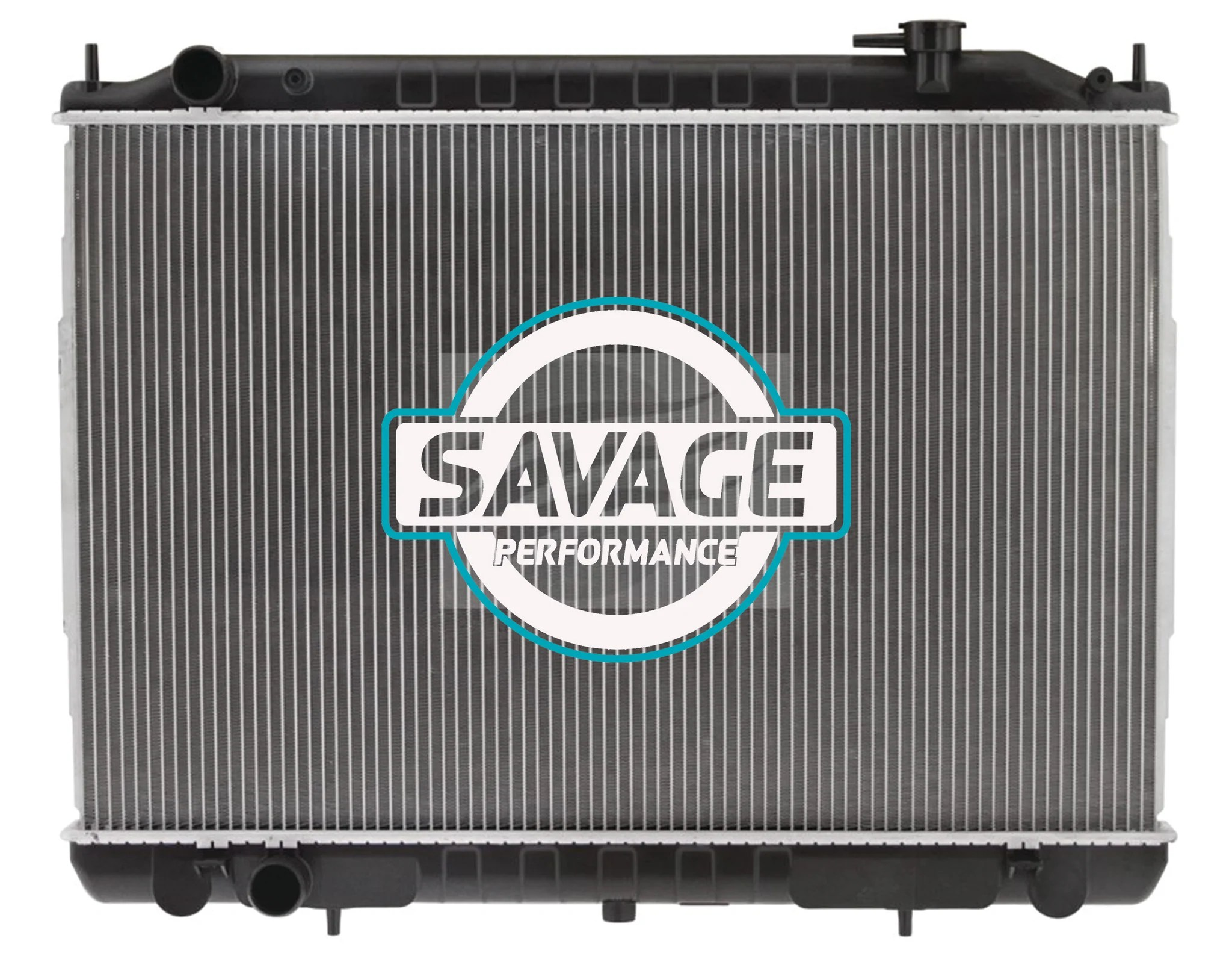 medium resolution of nissan navara d22 2009 yd25 2 5l dsl radiator savage performance and spares