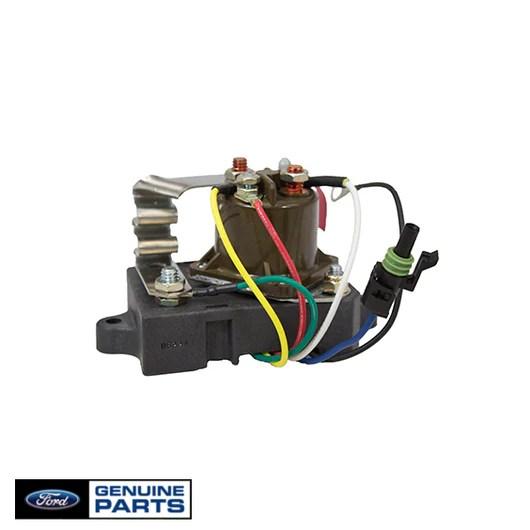Motorcraft Glow Plug Controller | 69L  73L IDI Ford