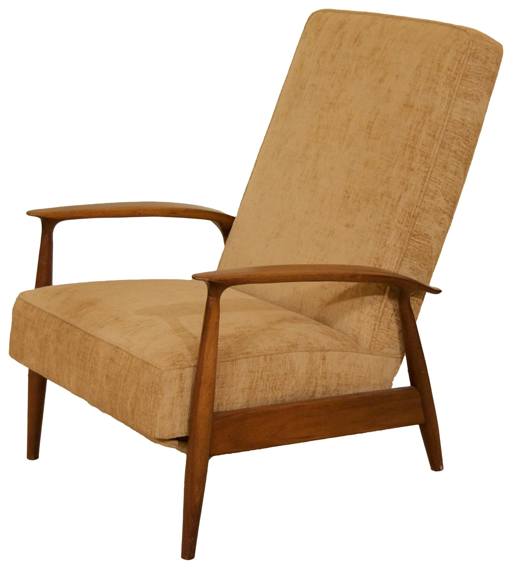 Mid Century Modern Recliner Avery Dash Collections