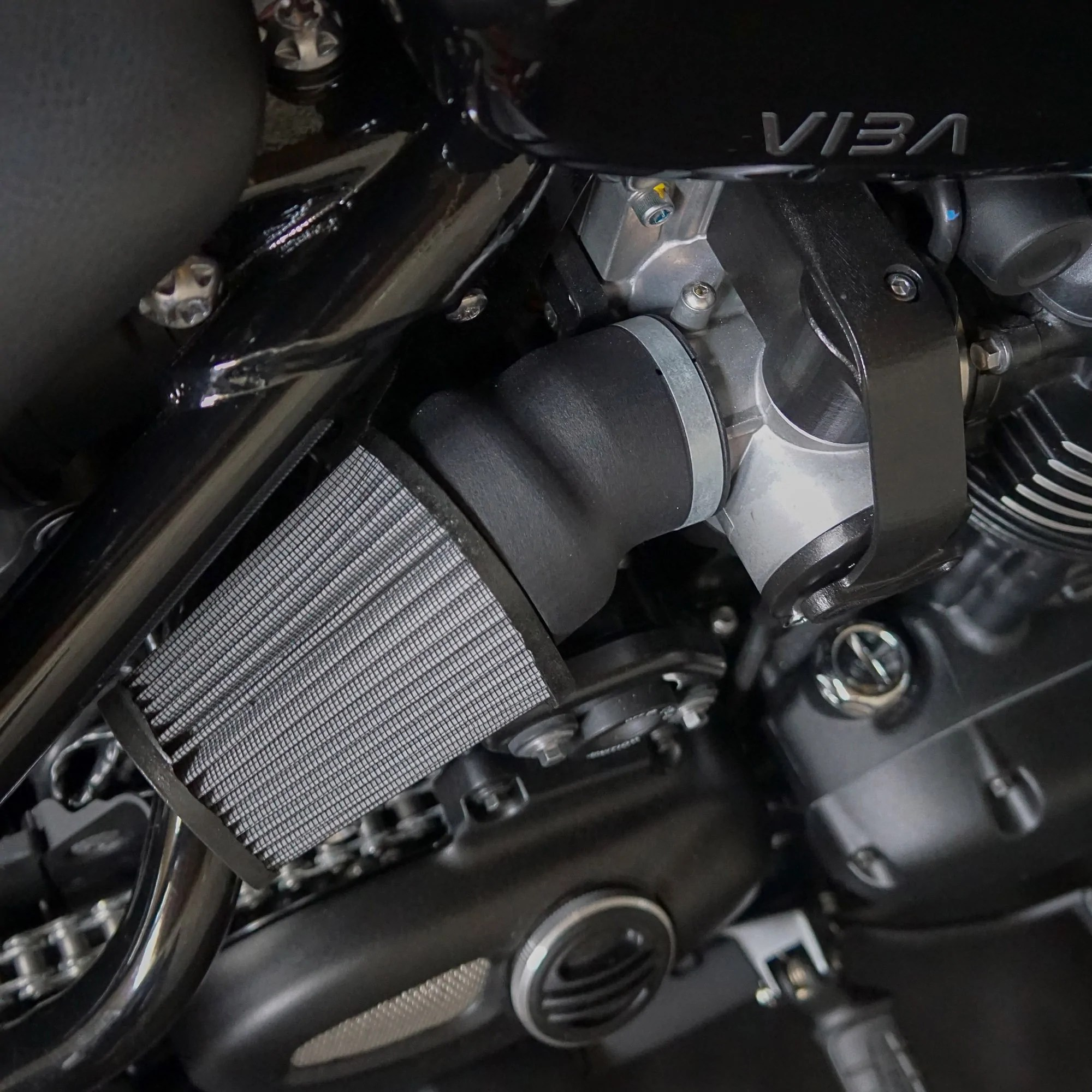 hight resolution of viba wire protection kit thearsenale viva wiring harness cover airflow kit triumph bobber t120