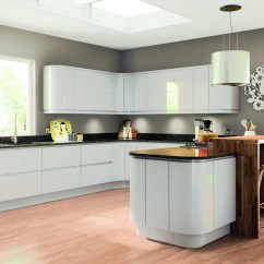 Kitchen Prices Laminate Ideas Handleless Kitchens At Factory Direct Uspec From 1 276