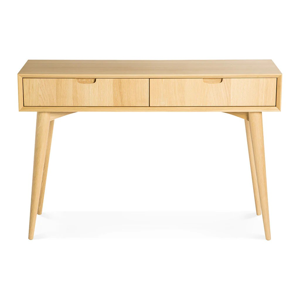 monarch specialties mirrored 38 sofa console table with drawers children s fold out australia wooden baci living room