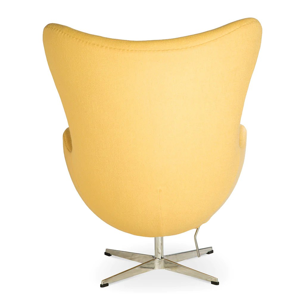 pink egg chair replica fancy bean bag chairs arne jacobsen yellow the design edit