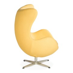 Pink Egg Chair Replica Velvet Armchair Nz Arne Jacobsen Yellow The Design Edit