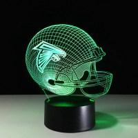 Atlanta Falcons 3D Optical Illusion Lamp  3D Optical Lamp