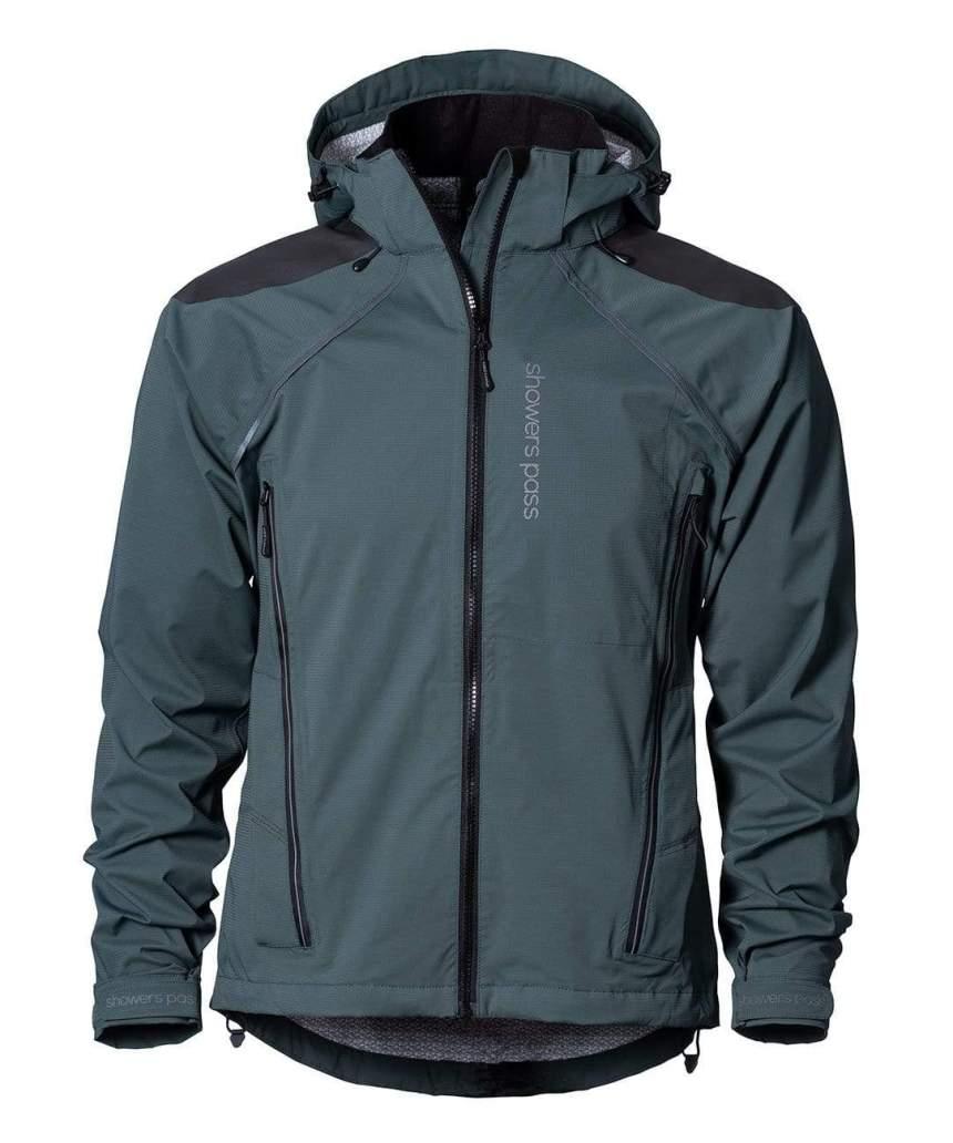 Showers Pass Elements Jacket - Comfortable Multi Purpose Bike Jacket 1