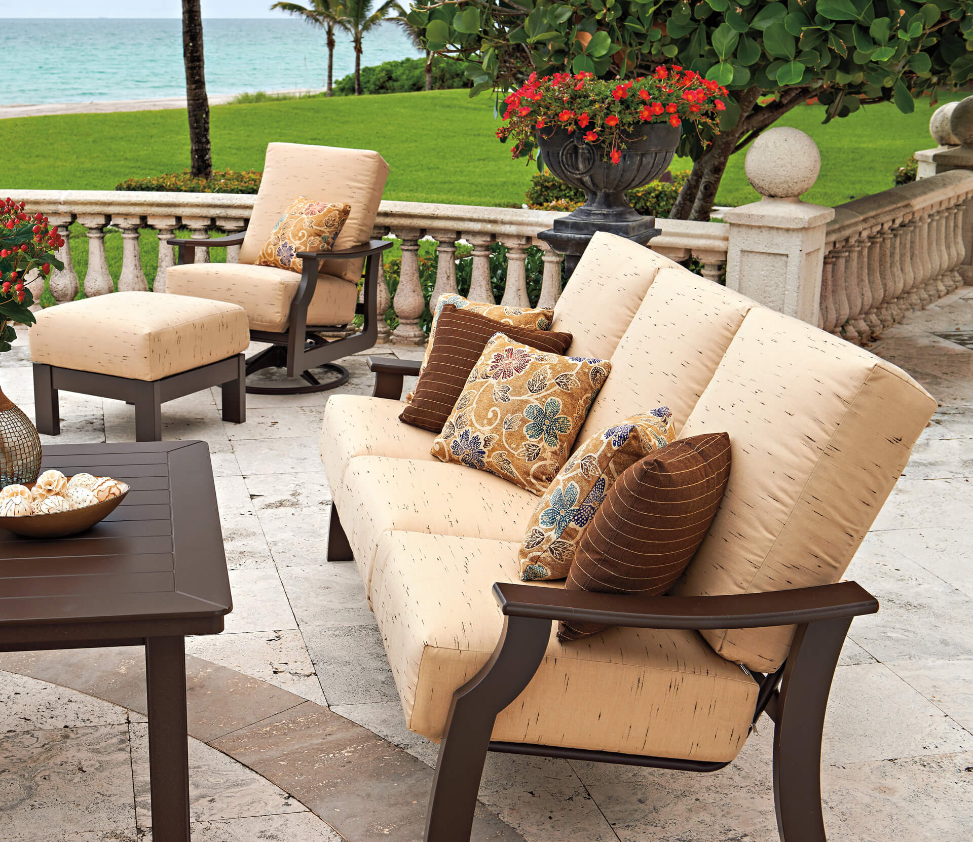 what is marine grade polymer furniture