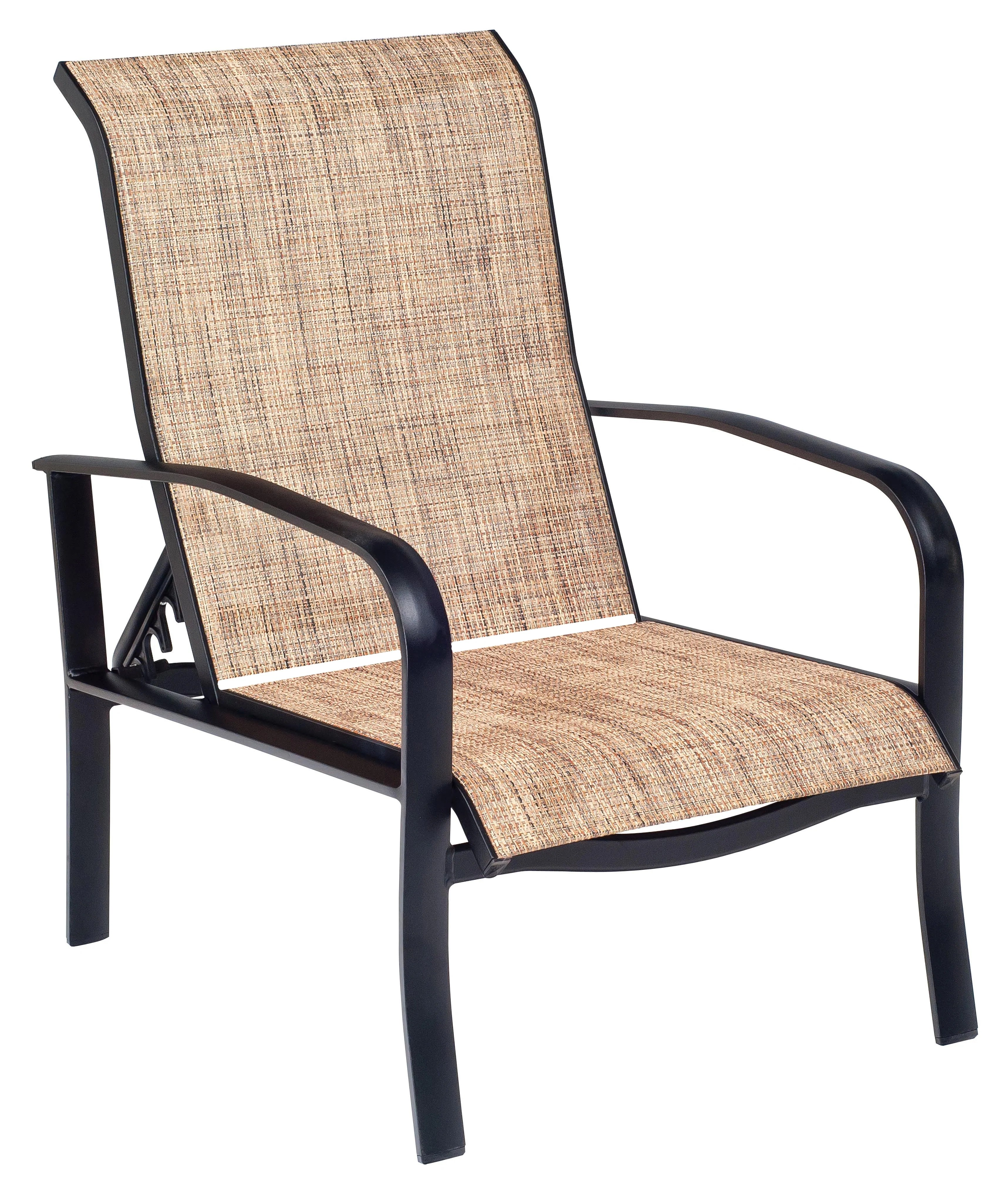 2 piece custom chair replacement sling item ccs 2pc