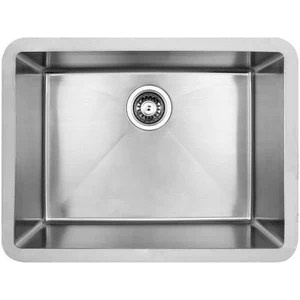 edge large single bowl undermount sink
