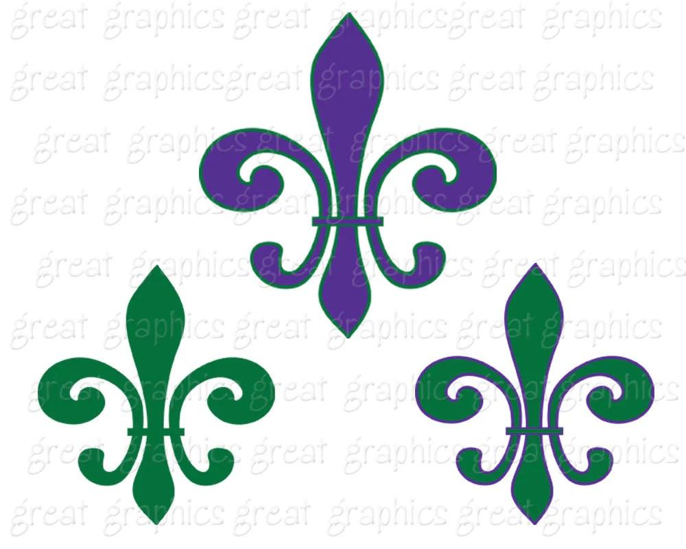 medium resolution of  fleur de lis clipart mardi gras clip art digital fleur de lis clipart printable fleur de