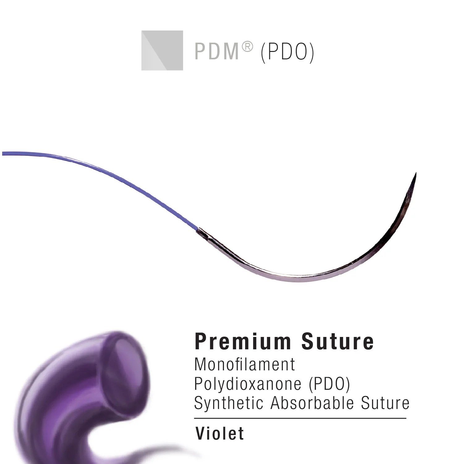 small resolution of  suture pdm pdo