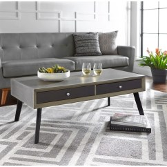 Tables In Living Room Coach And Storage Angelo Home Coffee Table Burney