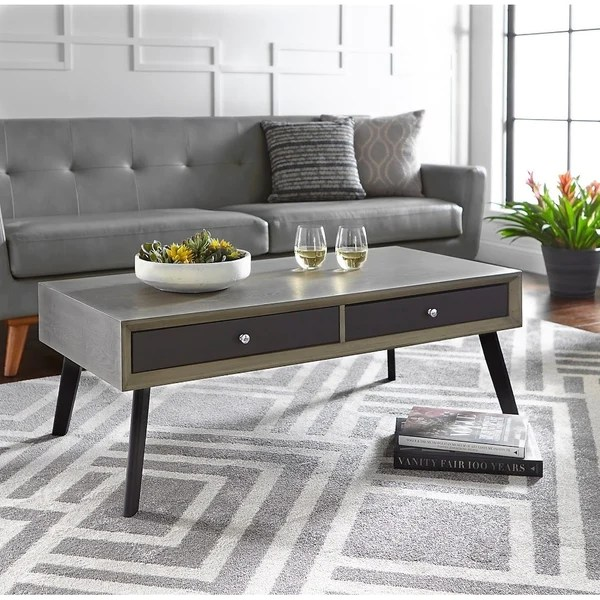 tables in living room modern couch designs for and storage angelo home coffee table burney