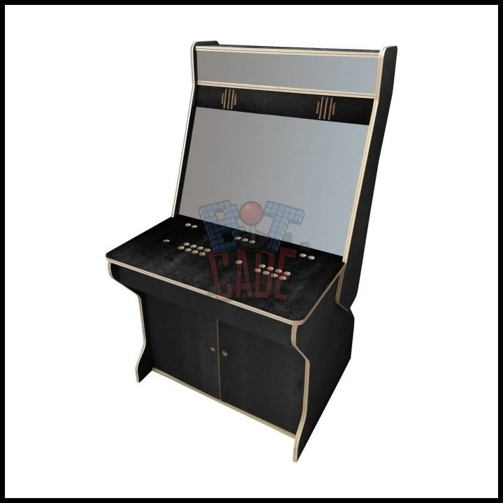 Bitcade Sit Down Vewlix Style Arcade Cabinet Supports Upto 42 Rh Co Uk Dimensions For