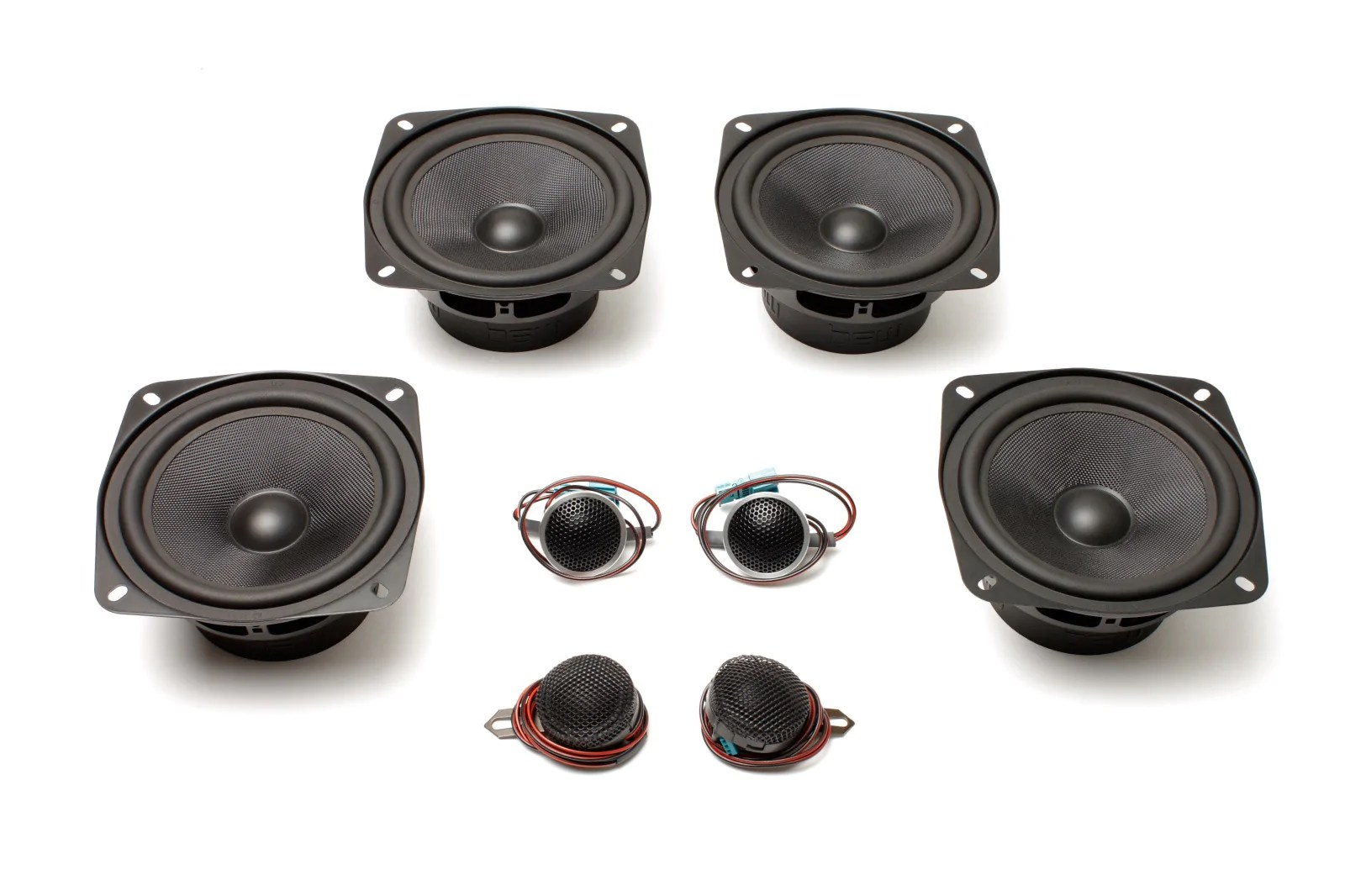hight resolution of stage one bmw speaker upgrade for 1996 2003 e39 sedan wagon