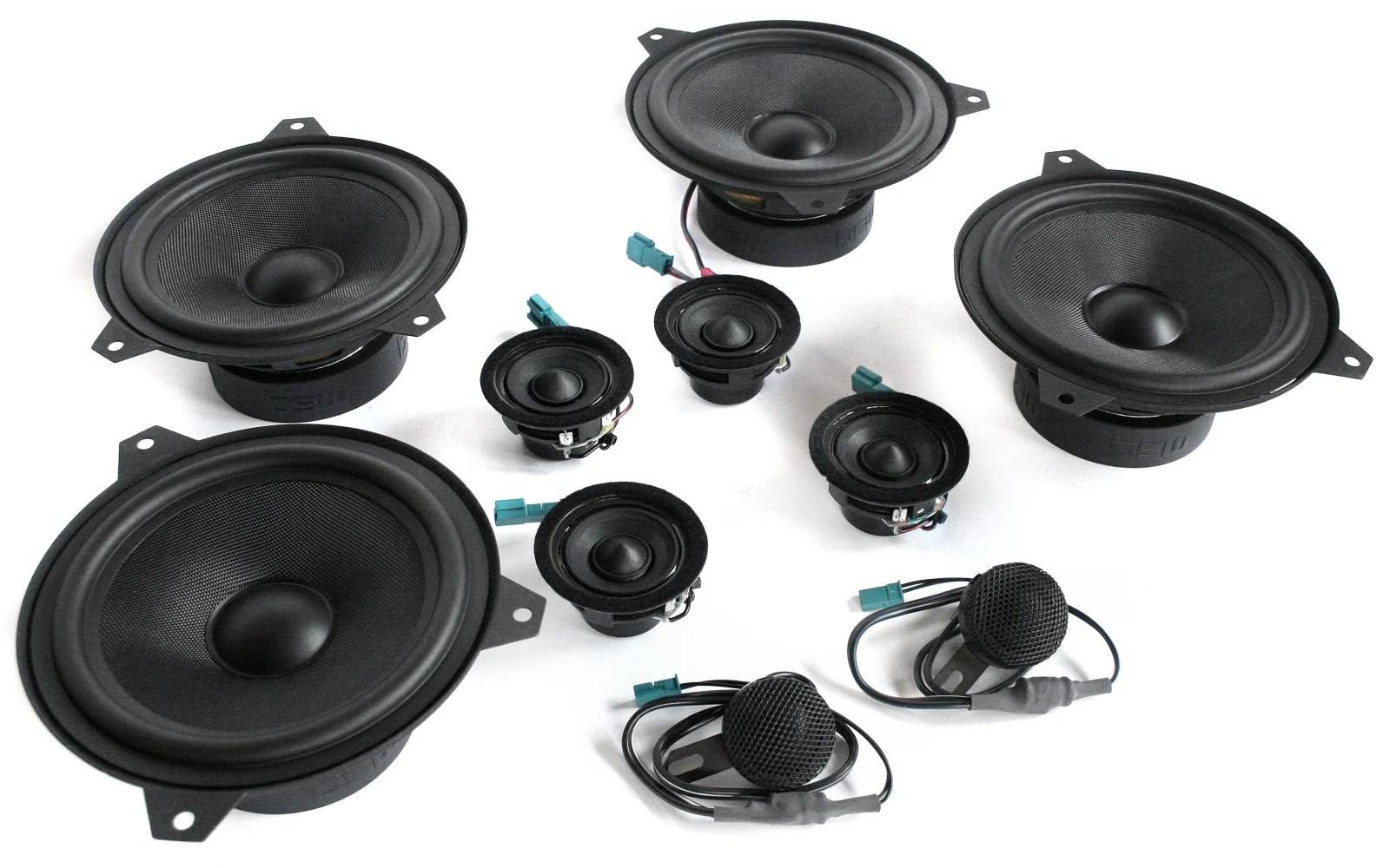 medium resolution of stage one bmw speaker upgrade for e46 sedan wagon with standard hi fi