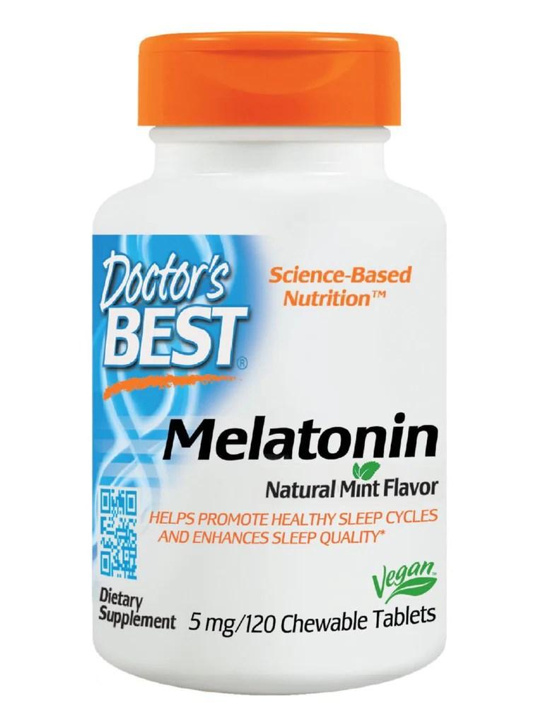 Doctor's Best Melatonin 5 mg 120 tabs – Chinese Herbs ...