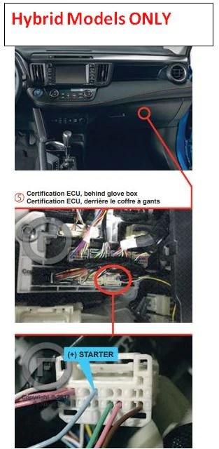 20132018 Toyota Rav4 PTS Plug and Play Remote Start Kit v21   12VoltSolutions