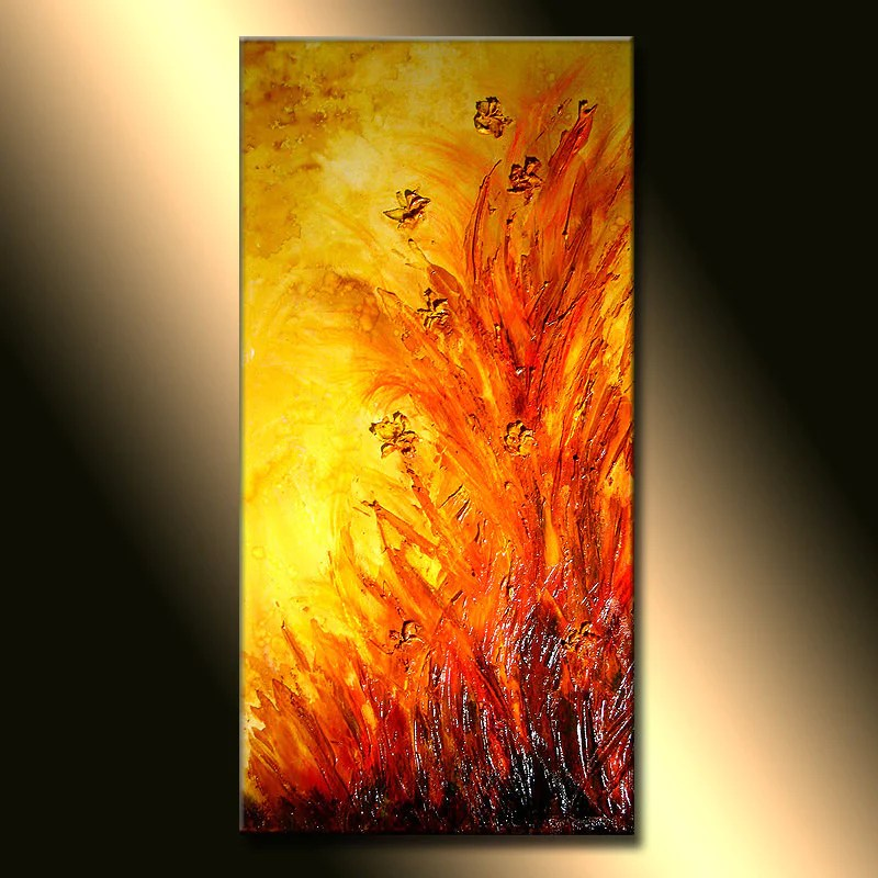 Textured Contemporary Abstract Art Paintings