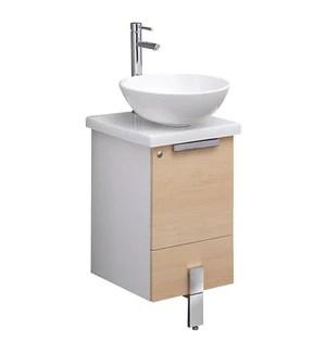 18 inch bathroom vanities discount