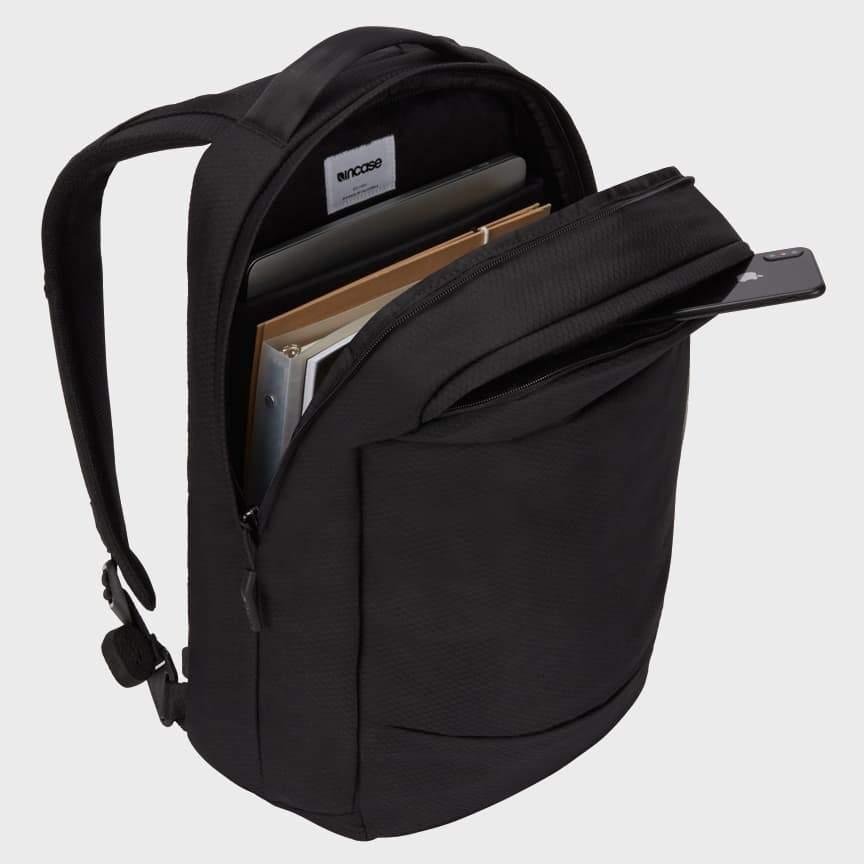 Incase City Compact Backpack Black Diamond Ripstop – Wayward