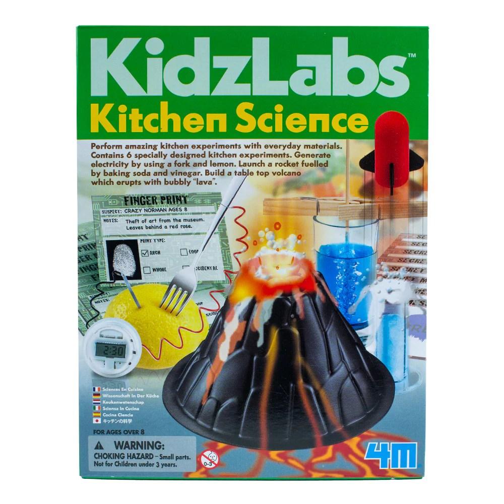 kitchen science electric appliances kidz labs
