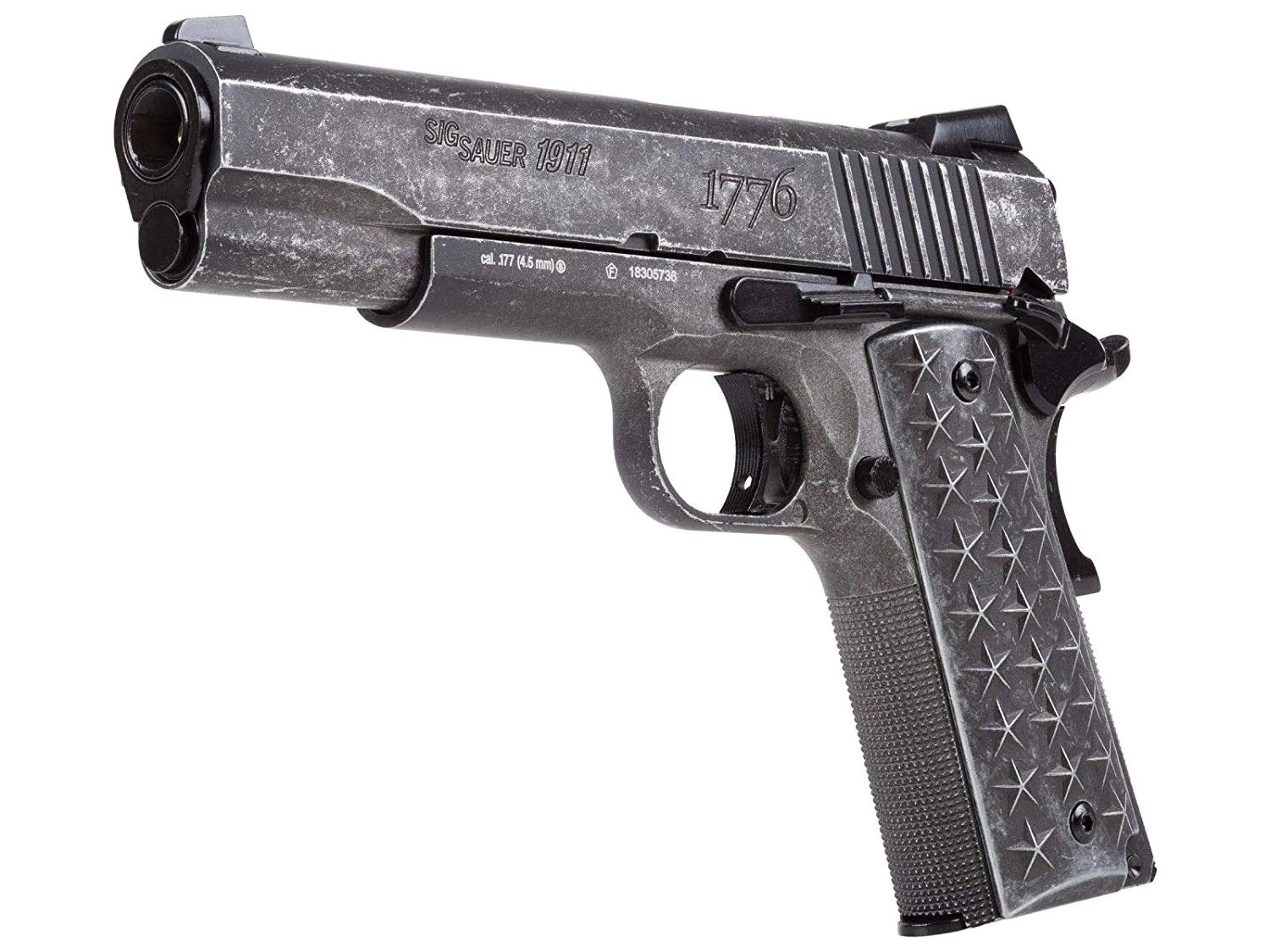 hight resolution of sig sauer we the people co2 1911 steel bb gun air pistol air 1911wtp