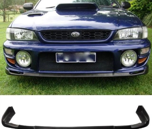 1998 2000 Gc8 Subaru Impreza Wrx Sti Type 2 Style Front Lip Ausbody Works