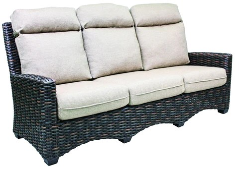ventura outdoor wicker sofa outdoor