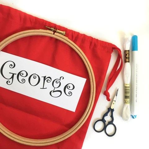 hot-to-personalise-a-drawstring-bag-materials-needed