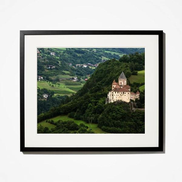Castle In Bolzano Italy Nytstore