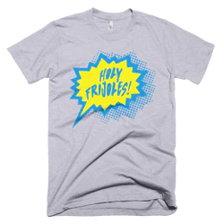Holy Frijoles T-Shirt (Heather Grey)