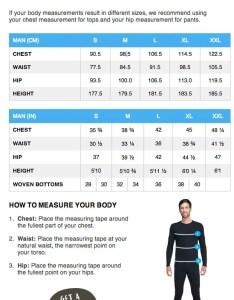 Icebreaker sock size chart also mersnoforum rh