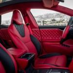 Bentley Red Model S Interior Gloss Carbon Fiber Trim Tagged Color Ferrari Black T Sportline Tesla Model S 3 X Y Accessories