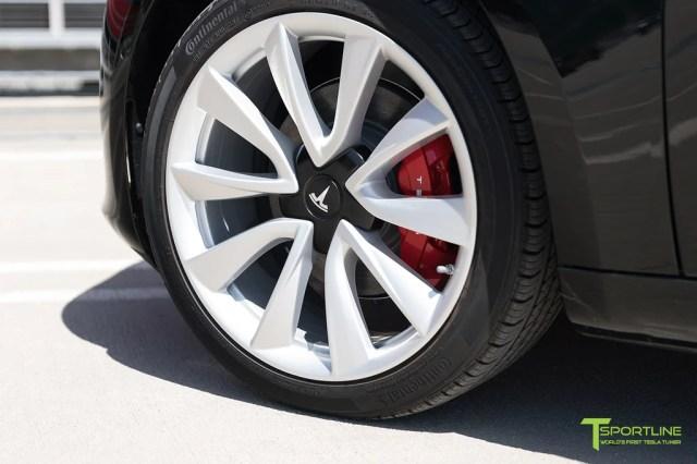 Tesla Model S/X/3 Brake Caliper Color Change - Custom ...