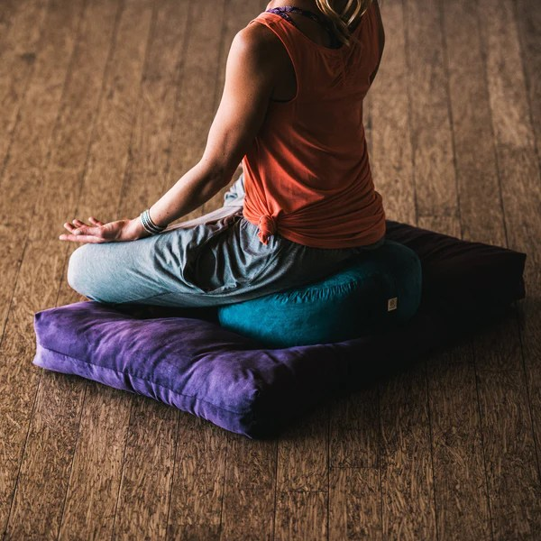 Zafu Meditation Cushion  Gaiam