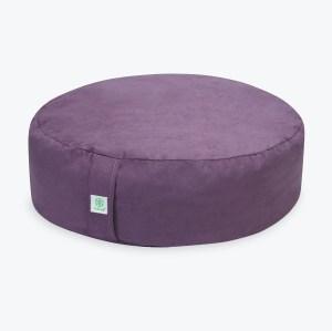 Purple Zafu Meditation Cushion