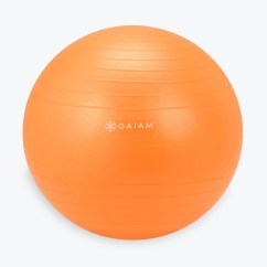 Gaiam Balance Ball Chair Exercises Revolving Price In Jaipur Replacement For The Kids Classic 38cm