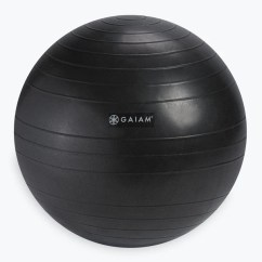 Yoga Ball Chair Reviews Fishing Chairs Ebay Exercise Balls Stability Exercises Balance Charcoal Extra For The Classic